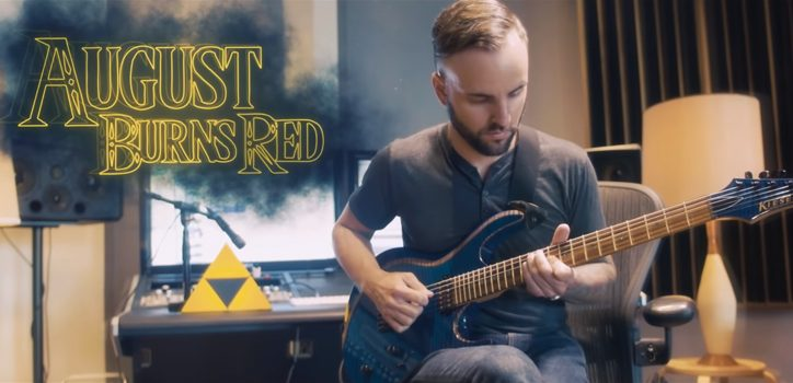 August Burns Red - The Legend Of Zelda