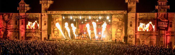 Alcatraz Hard Rock & Metal Festival 2019