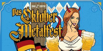 Das Oktober Metalfest